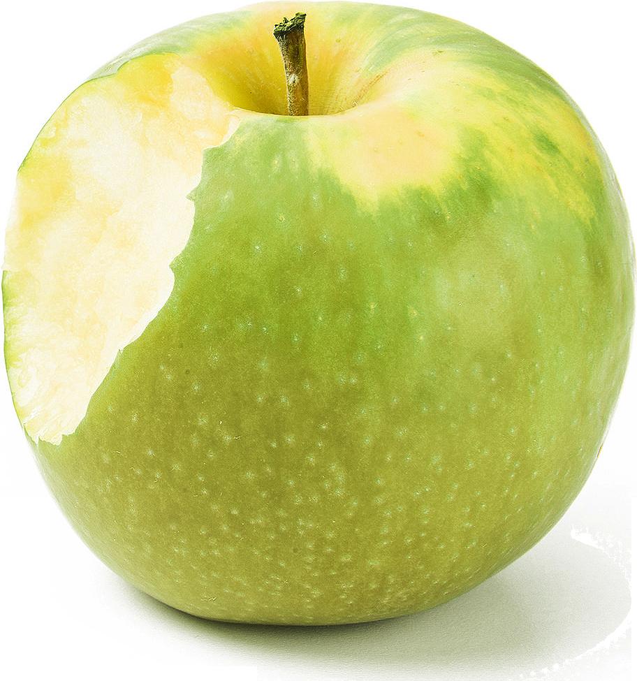 Apfel für gesunde Zähne